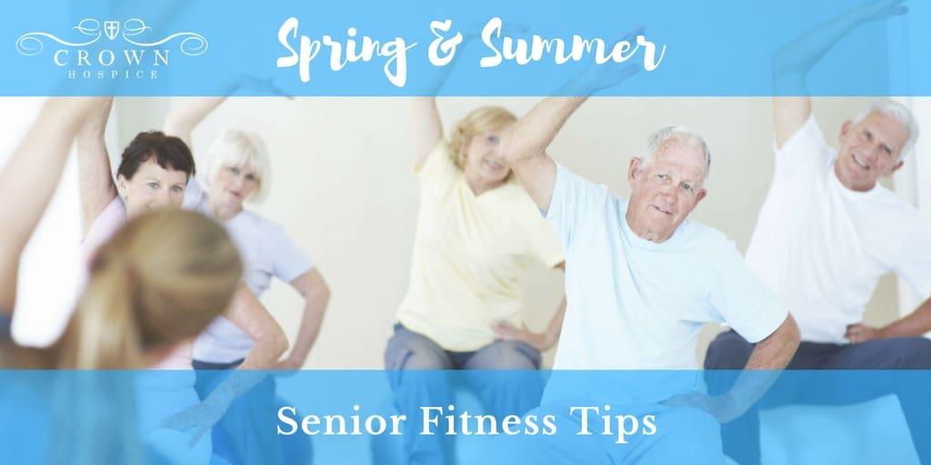 Spring & Summer Senior Fitness Tips senior fitness tips 8
